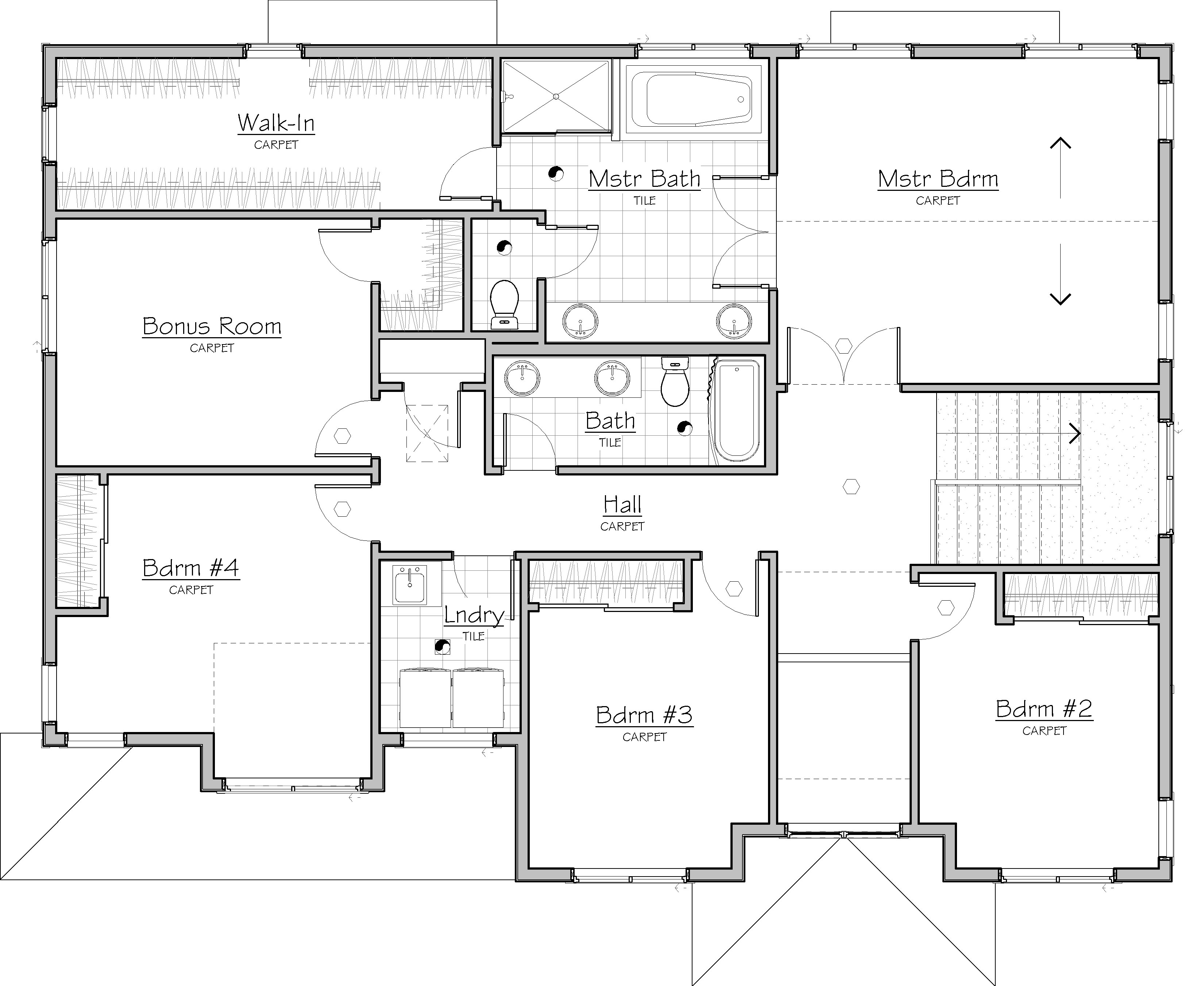708 olympia ave ne lot 2 custom homes seattle bellevue for Copying house plans