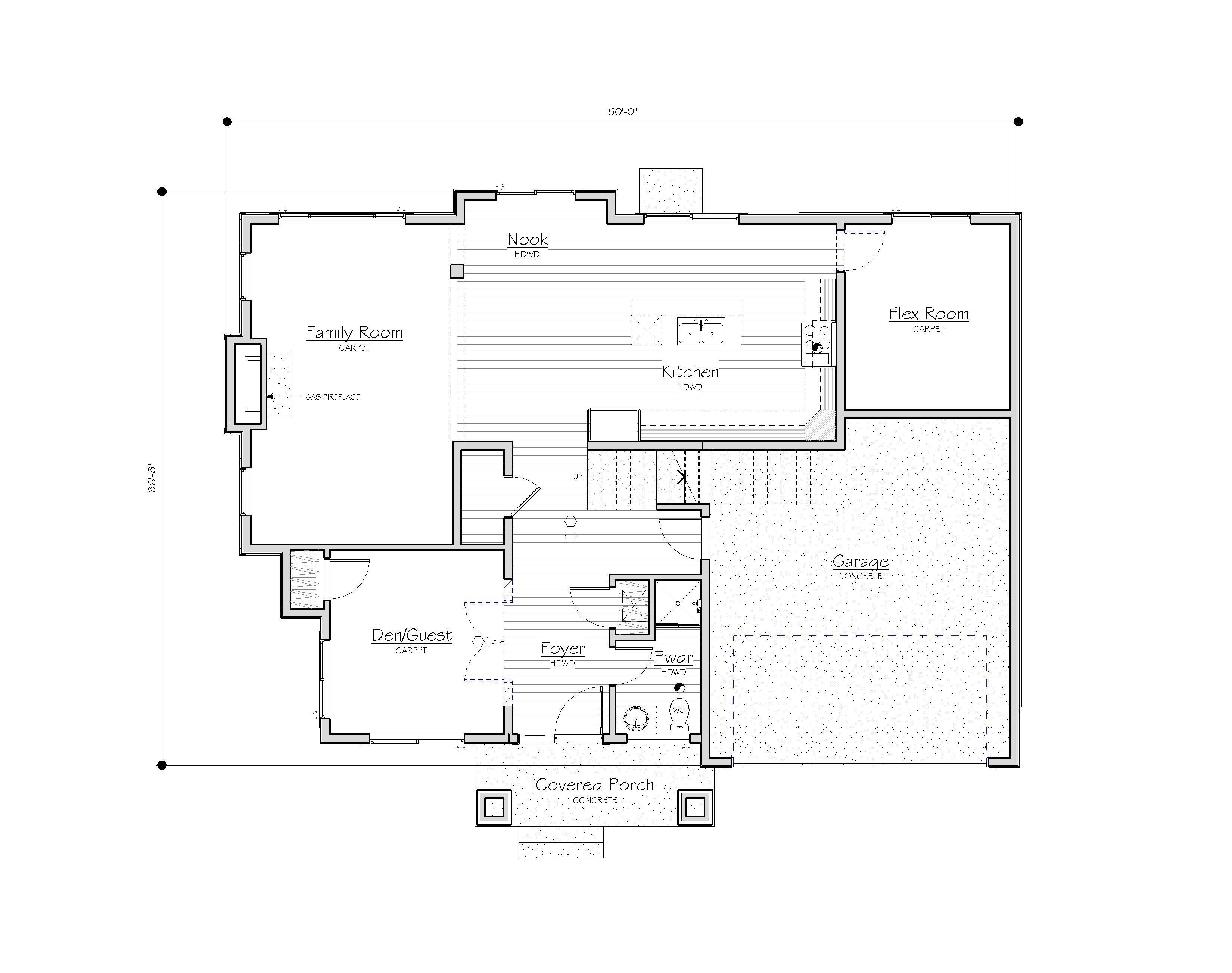714 olympia ave ne lot 3 custom homes seattle bellevue for Copying house plans