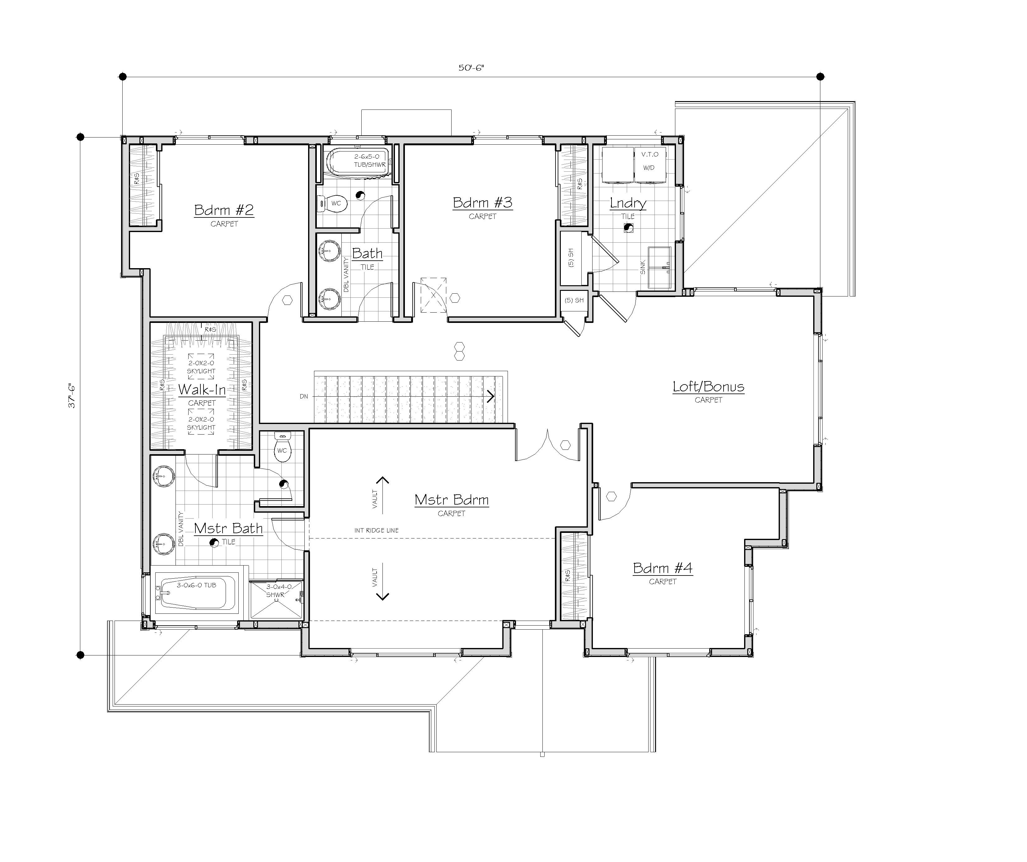 720 olympia ave ne lot 4 custom homes seattle bellevue for Copying house plans