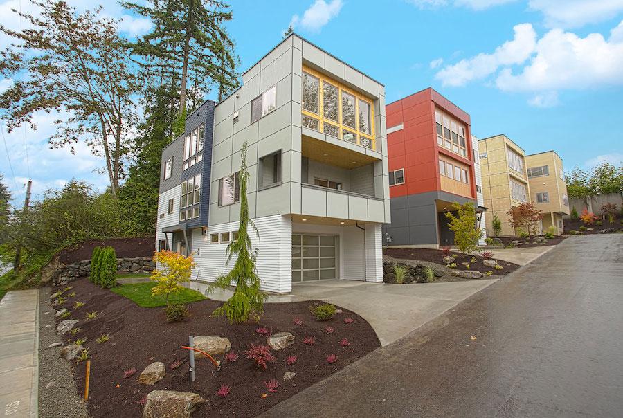 Indigo Lot 1 Custom Homes Seattle Bellevue Scott