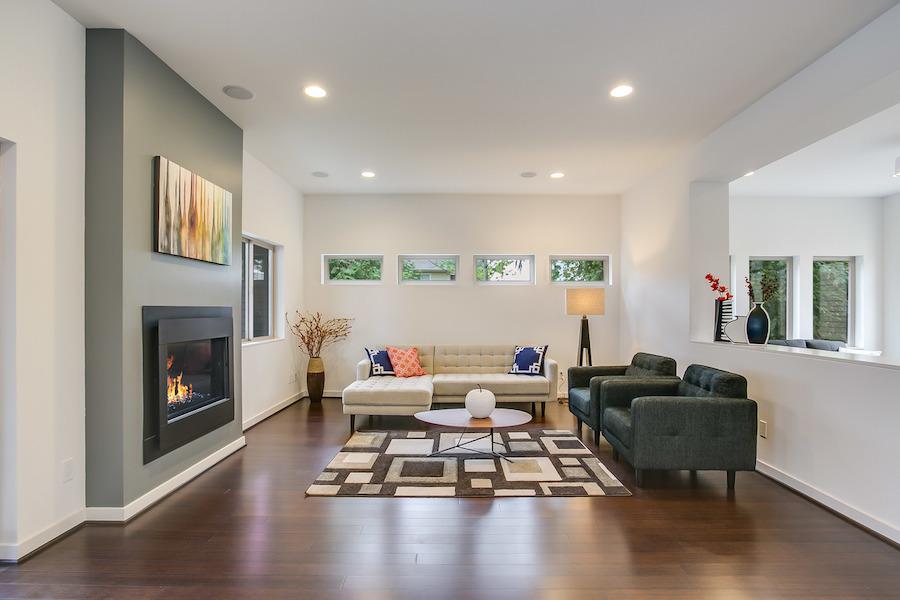 Living 1 sm custom homes seattle bellevue scott donogh for Living room newcastle