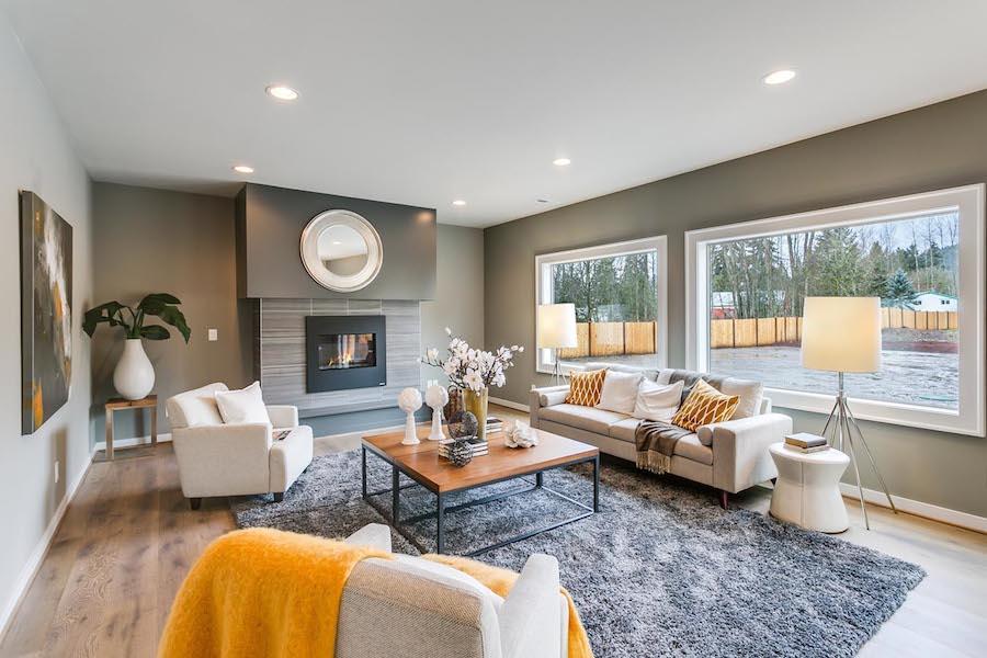 Living room custom homes seattle bellevue scott donogh for Living room newcastle